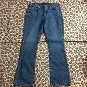 Levi's 515 Nouveau Bootcut Stretch Jeans, 8